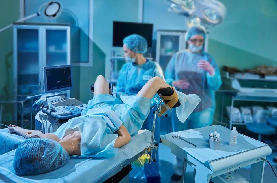 Лапароскопия повышает шансы забеременеть