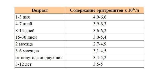 Ретикулоциты. норма у женщин, мужчин, детей в крови по возрасту, таблица, что это такое, расшифровка анализа