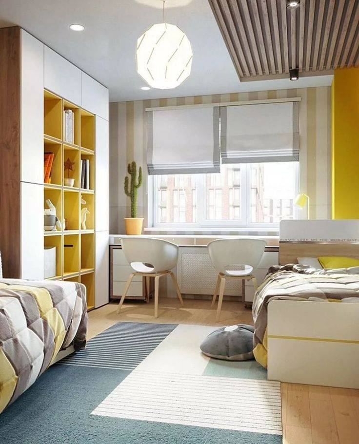 Маленькая детская комната: главные правила дизайна
