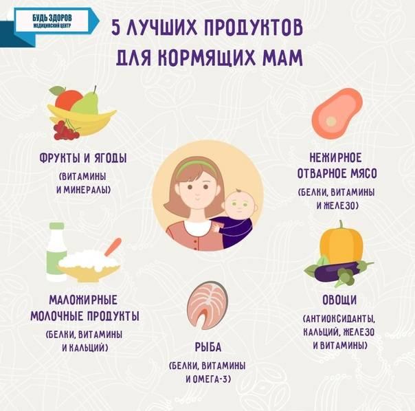 Рецепты для кормящих мам по месяцам: простые и вкусные первые, вторые блюда, салаты, десерты / mama66.ru