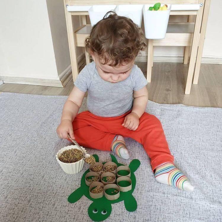 Чем занять ребенка в 2 — 3 года, когда игрушки надоели