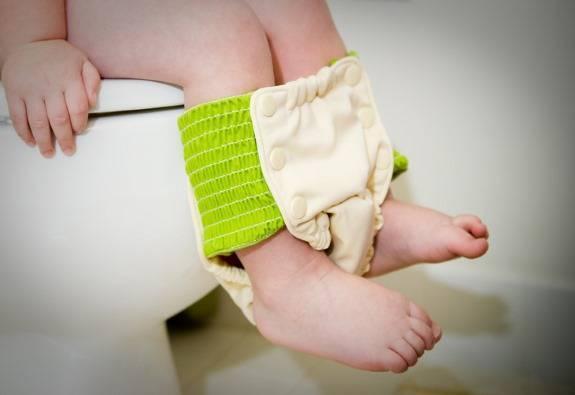 Как отучить ребенка от памперсов