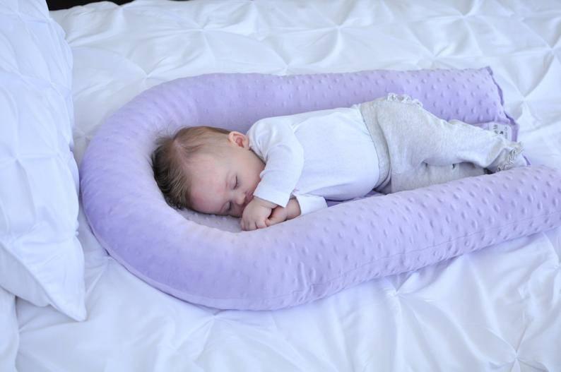 Подушка бабочка для новорожденных ортопедическая – с какого возраста: отзывы