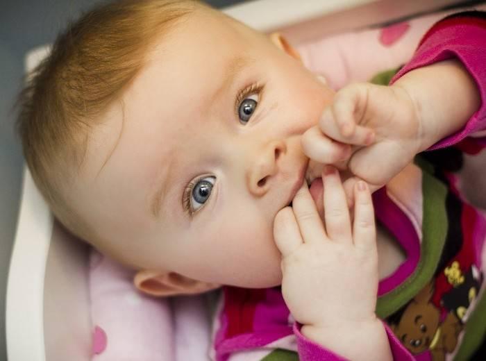 Ребенок все время сосет палец: почему и как отучить малыша в 1-2 года брать все рот советы психологов и педиатров