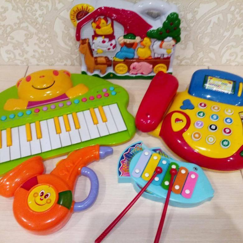 Лучшие игрушки для детей 2-3 лет | аналогий нет