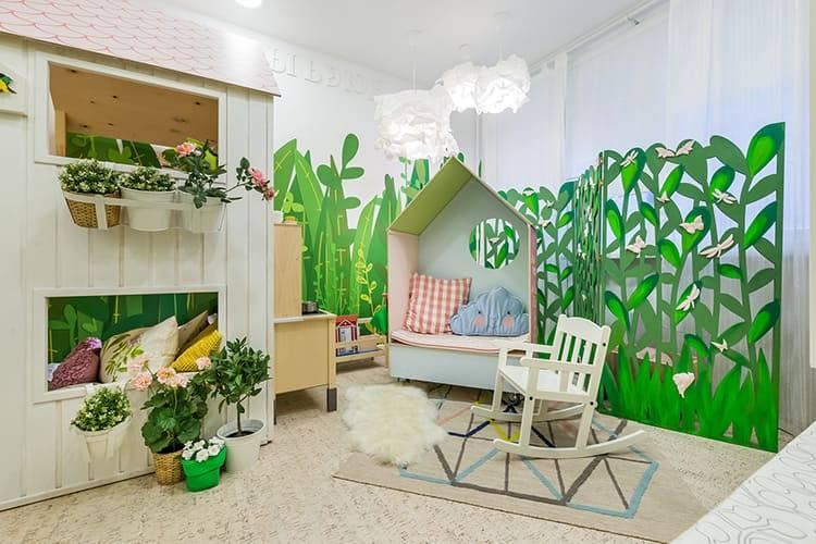 Топ-15 комнатных растений для детской   (25 фото) +отзывы