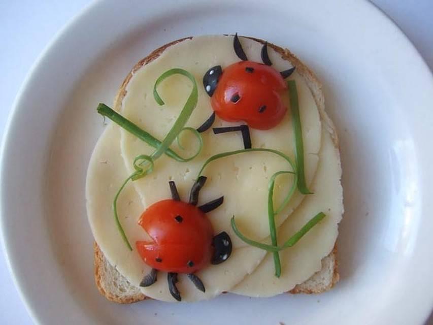 Завтрак, который школьник сможет приготовить сам