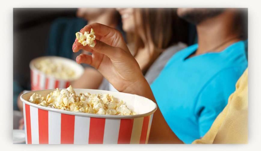 Можно ли соленый попкорн кормящей маме