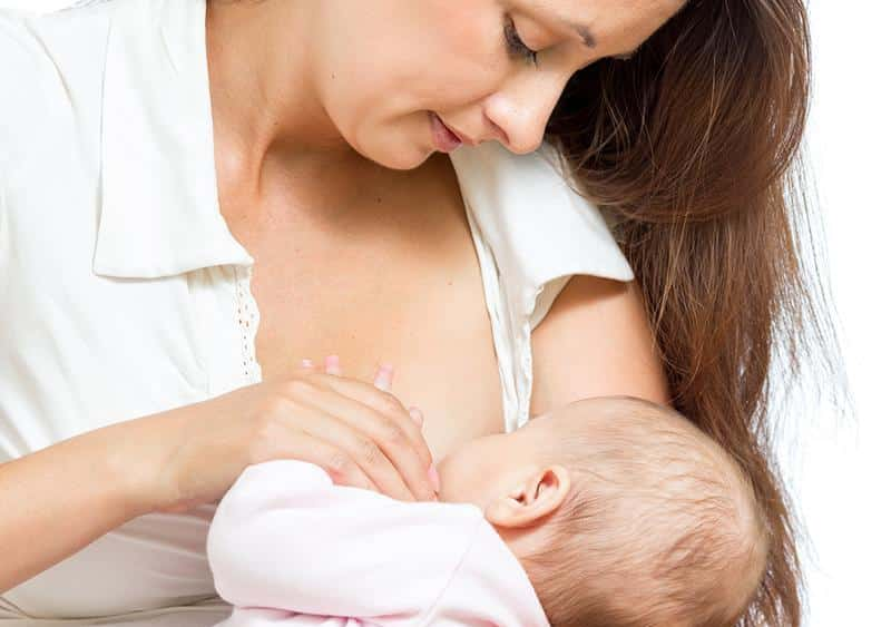 Кормящая мама простудила грудь (продуло грудную железу при кормлении): лечение