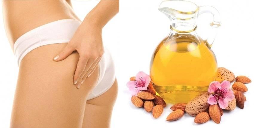 Миндальное масло от растяжек — отзывы