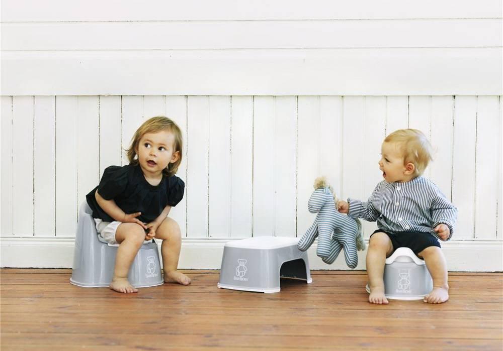 Горшок для мальчика и девочки до года