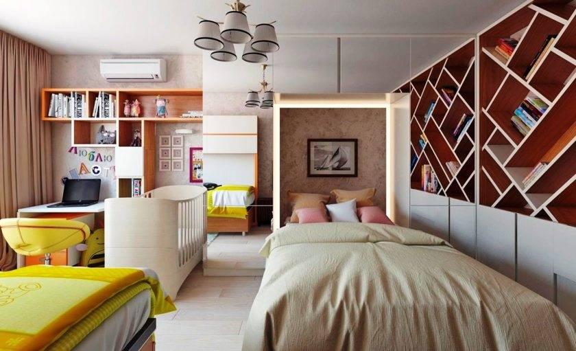 Дизайн детской комнаты: планировки, обустройство интерьера с фото в современном стиле