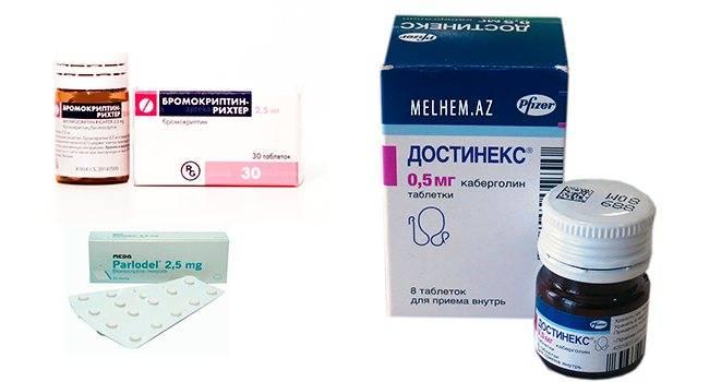 Таблетки для прекращения лактации: показания к применению, риски, побочные эффекты | активная мама