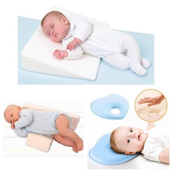 Сладкий сон: на какой подушке спать ребенку?