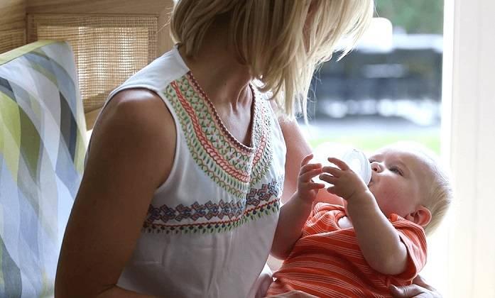 Как отучить ребенка от грудного вскармливания: действенные и эффективные методы