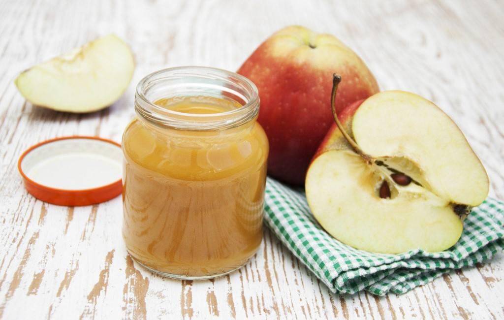 Как сделать яблочное пюре для грудничка в домашних условиях своими руками. яблочное пюре для грудничка своими руками