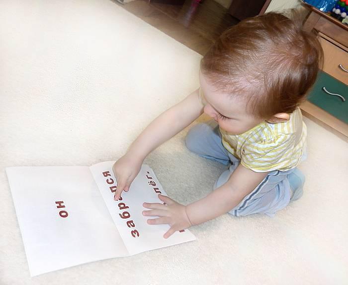 Методика раннего развития от глена домана