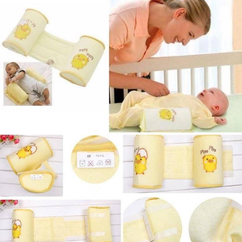 Использование ортопедической подушки для новорожденных. как сделать правильный выбор