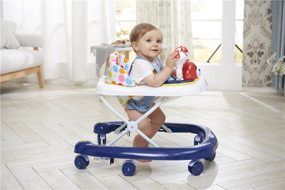 Детские ходунки: польза или вред, с какого возраста можно использовать