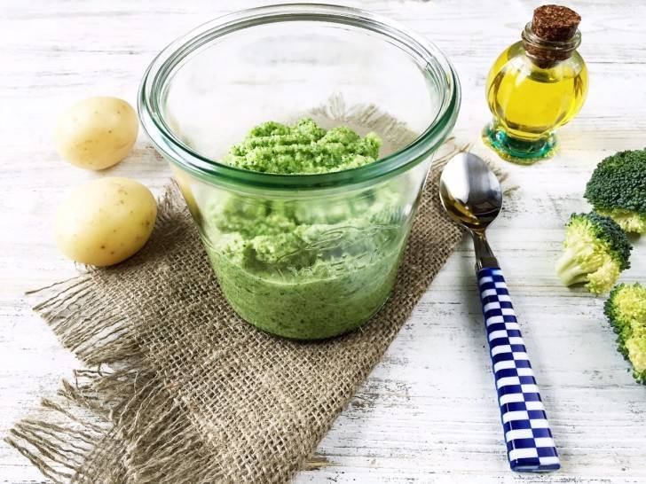 12 лучших рецептов овощных пюре для первого прикорма