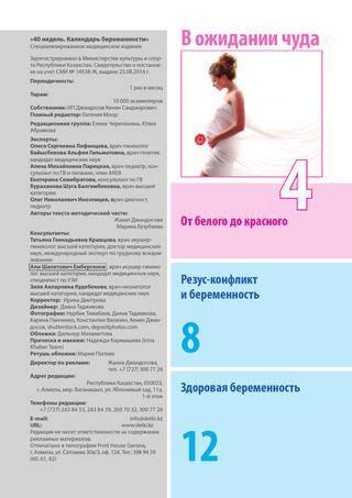 Какие анализы необходимо сдавать при беременности?