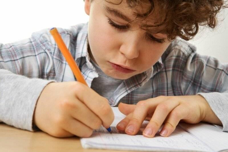 Как правильно делать уроки с ребенком