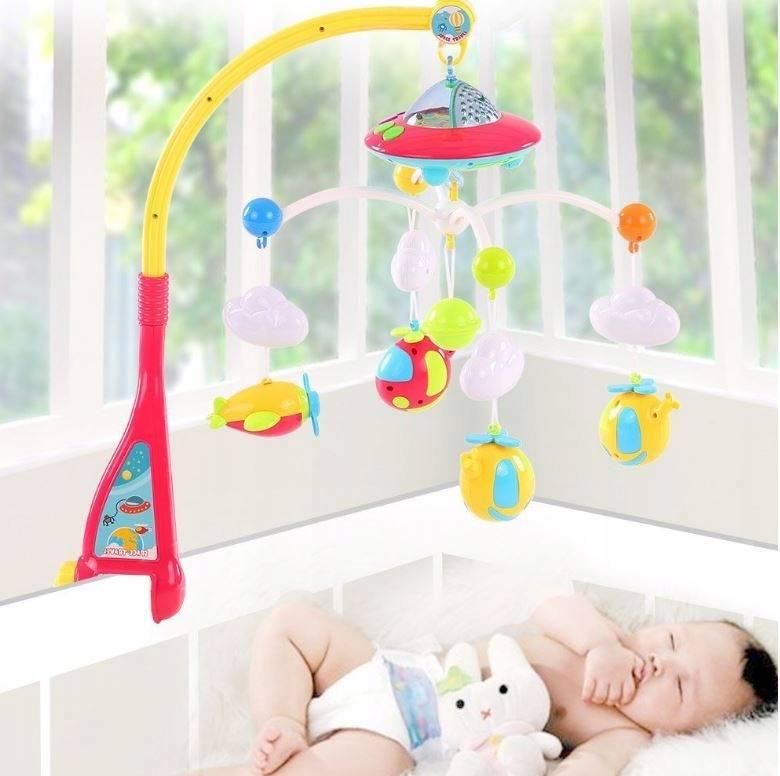 Мобиль на кроватку для новорожденных: какой выбрать, как сделать своими руками