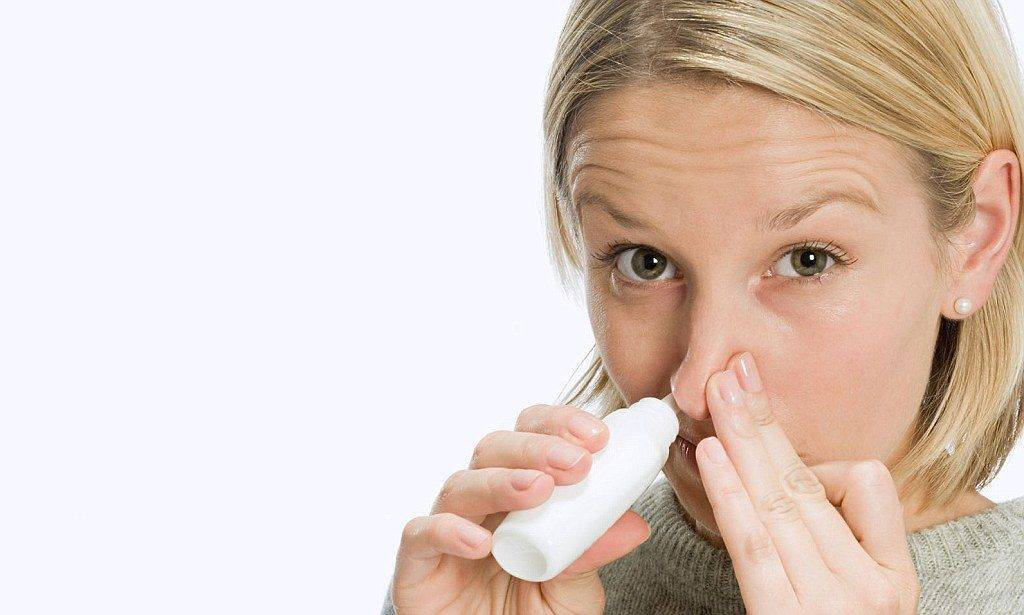 Температура при насморке: что делать?