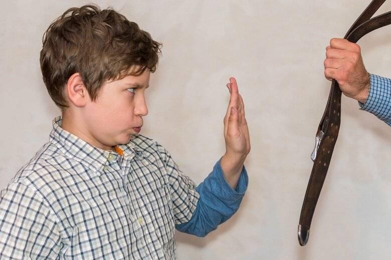 Как нельзя наказывать ребенка?