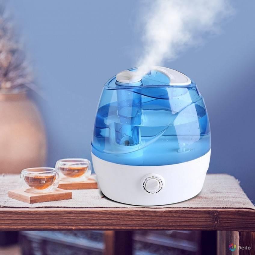 Увлажнитель воздуха для детей: какой лучше?