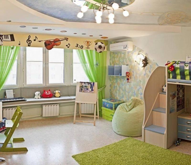Дизайн комнаты мальчика-подростка 12-16 лет