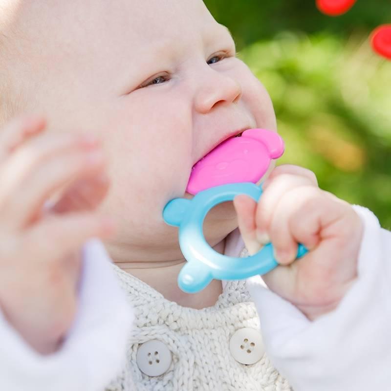 Прорезыватель для зубов: как пользоваться, рейтинг моделей