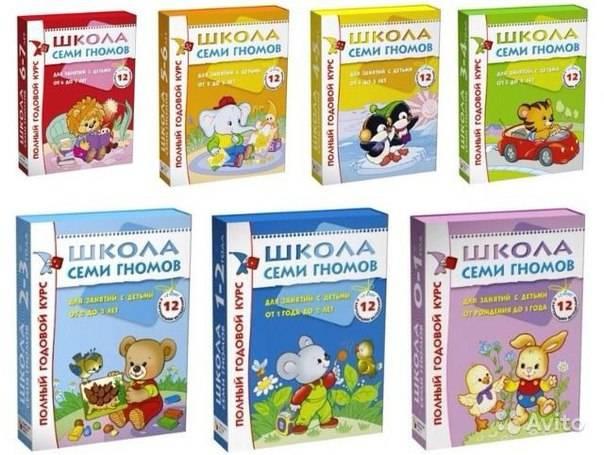 Список книг для детей 6-7 лет