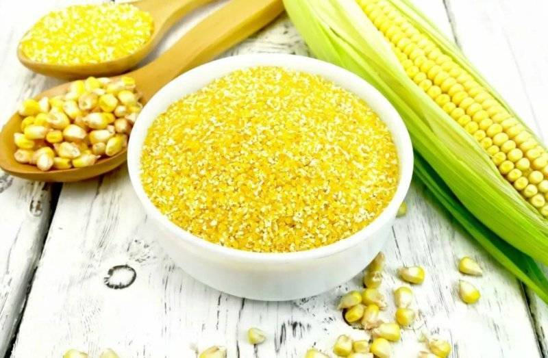 Кукурузная каша для ребенка 1 года