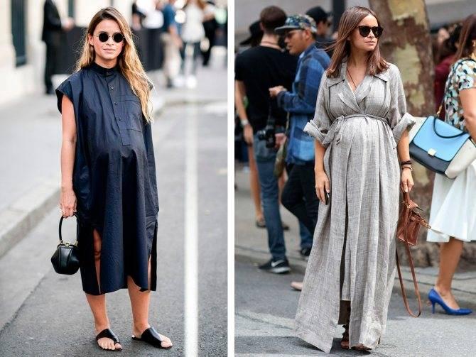 Платья для беременных (179 фото): модные фасоны, новинки 2021, модели