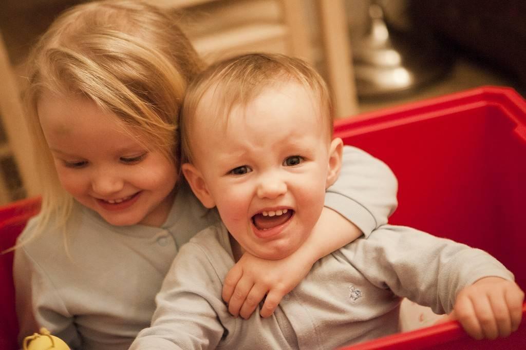 Дети-погодки: трудности и проблемы, рекомендации родителям