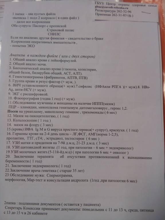 Эко по омс в москве – бесплатная программа в клинике gms эко