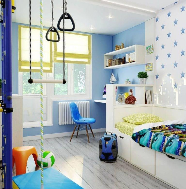 Дизайн комнаты для подростка — 6 правил, 5 идей и 74 фото