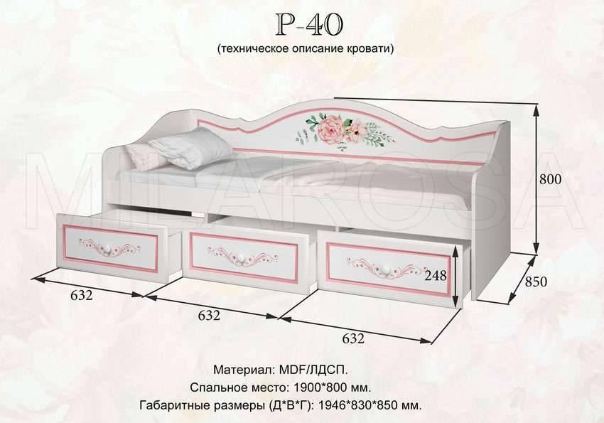 Как выбрать размер детской кроватки