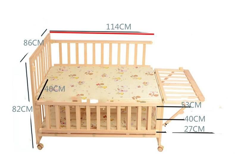 Кроватка для двойни новорожденных (31 фото): выбираем детские кровати для близнецов и двойняшек