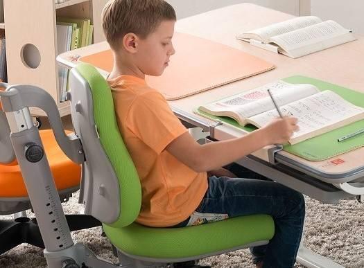 Детский стул для школьника регулируемый по высоте — виды и устройство