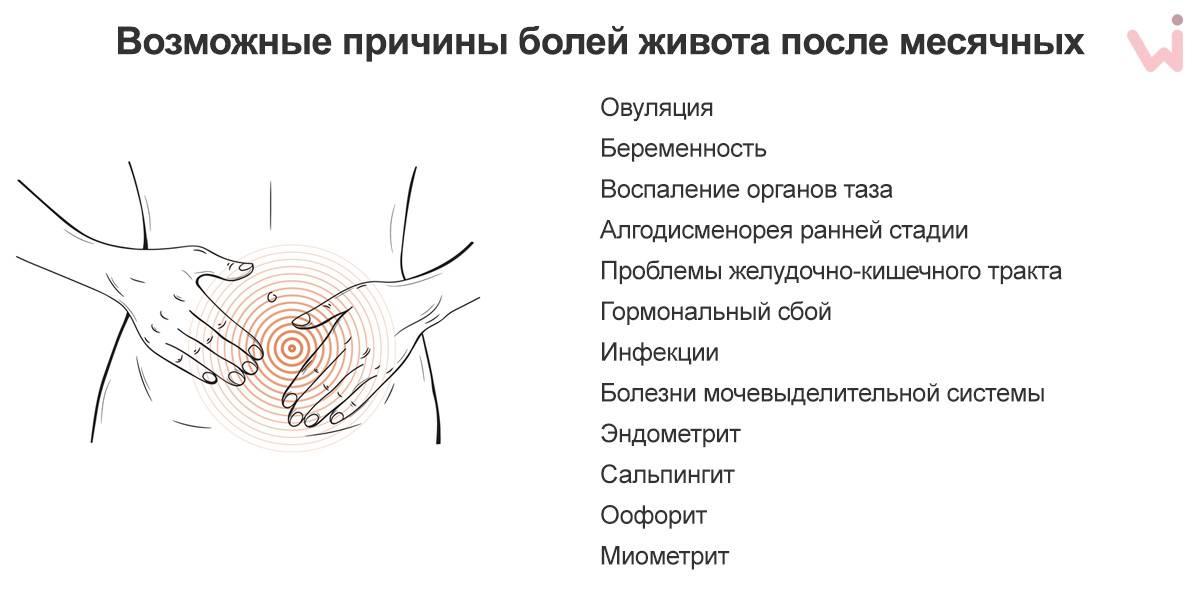 Боль внизу живота. как распознать причину и что делать? * клиника диана в санкт-петербурге