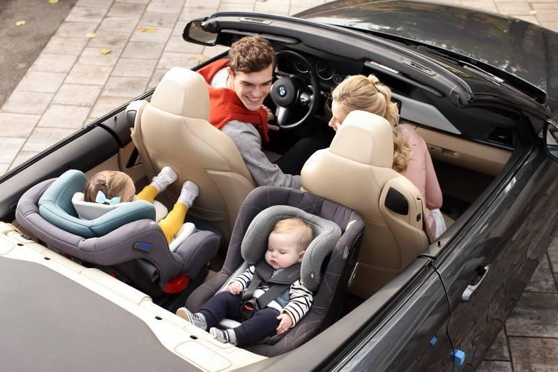 Топ-8 лучших автолюлек для новорожденных – рейтинг 2021 года