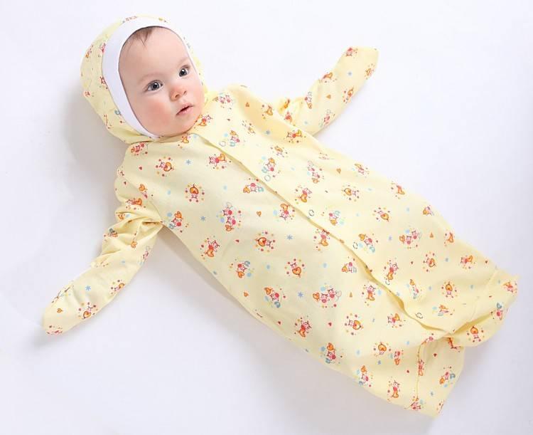 Спальный мешок для новорожденных: нужен ли он младенцу, советы по выбору