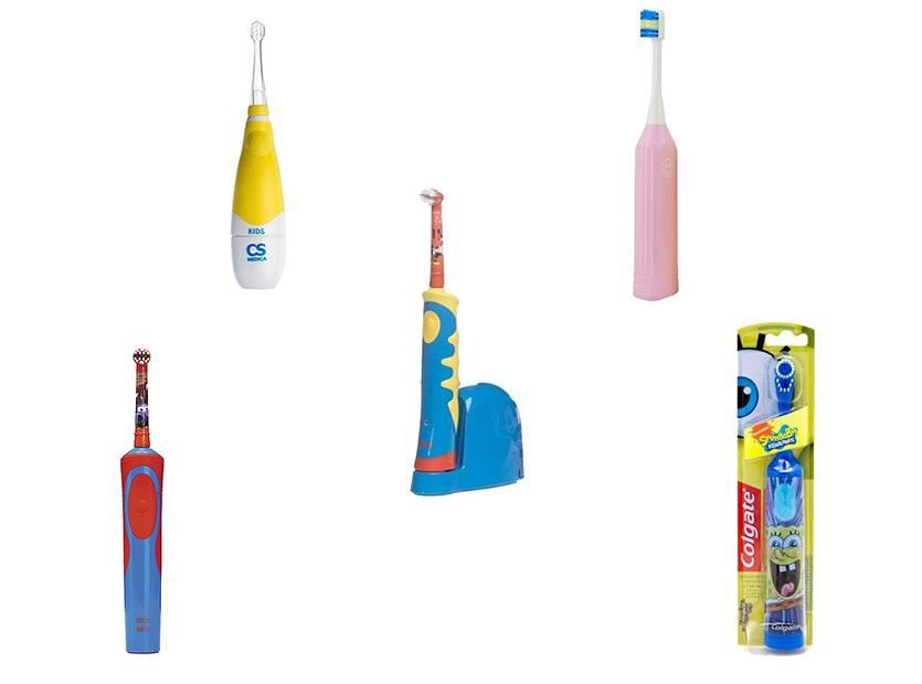 Лучшие зубные щетки для детей на 2021 год
