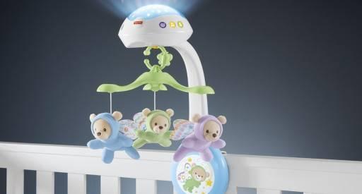 Мобили для новорожденных: основные характеристики