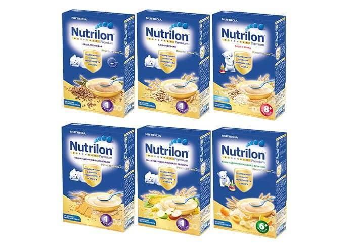 Когда вводить и какие давать молочные каши для детей до года