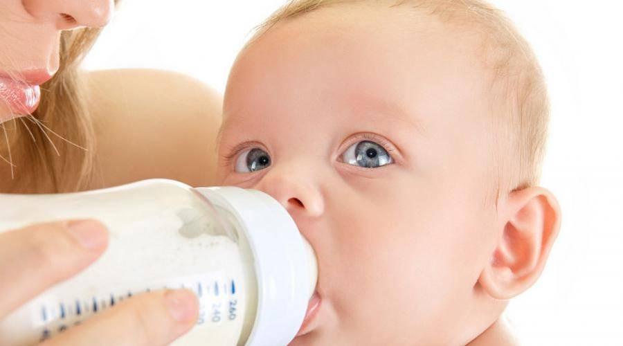 Как отучить ребенка от бутылочки и в каком возрасте это нужно делать