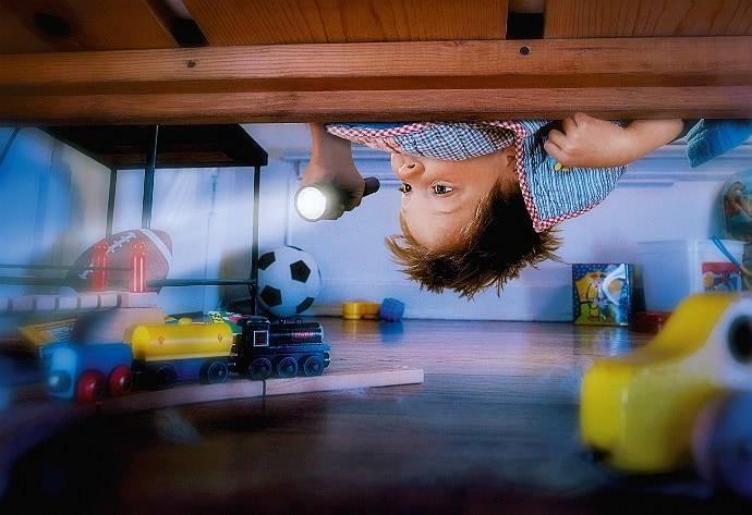 Детские страхи — как помочь ребенку не бояться