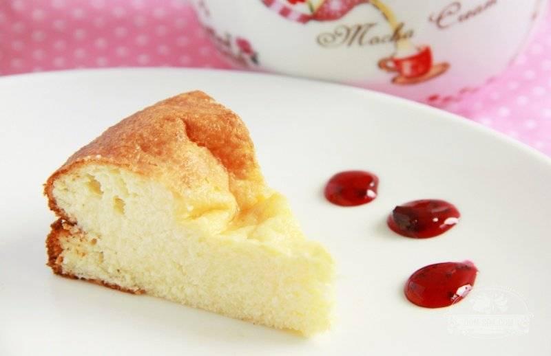 Творожная запеканка в духовке - 10 вкусных и простых рецептов с фото пошагово